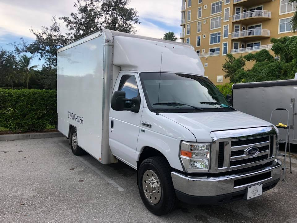 Commercial Vehicle detailing including box trucks